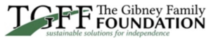 Graphic of The Gibney Family Foundation's logo